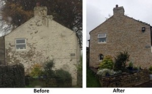 Stone Sandblasting Services by Cleanpoint Restoration at cleanpointrestoration.com